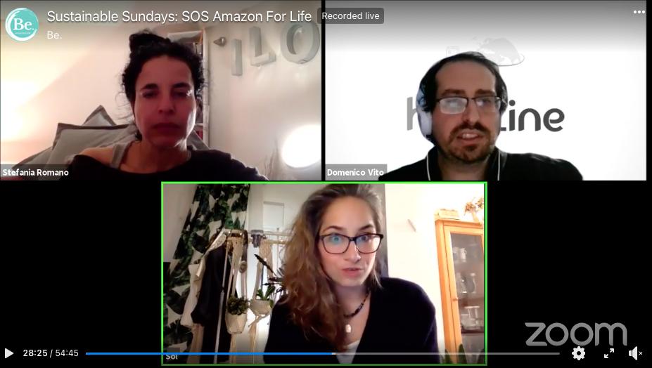 Screenshot 2021 02 10 at 11.40.01 - Sustainable Sundays: SOS Amazon For Life