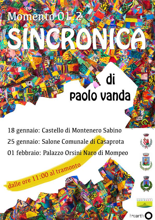 """sincronica4web - Momento 01.2 / """"SINCRONICA"""""""